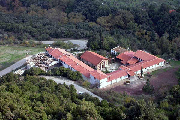 Overview of the Monastery